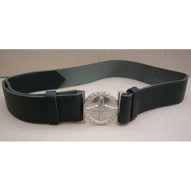 BULGARIAN ARMY AIR FORCES LEATHER BELT