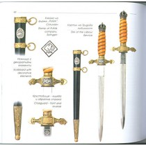 BULGARIAN DAGGERS illustrated guide book